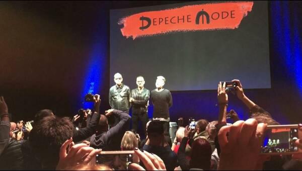 depeche mode k ndigt neue platte an dpa audio video service. Black Bedroom Furniture Sets. Home Design Ideas